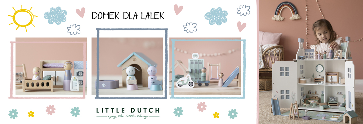Domek Little Dutch