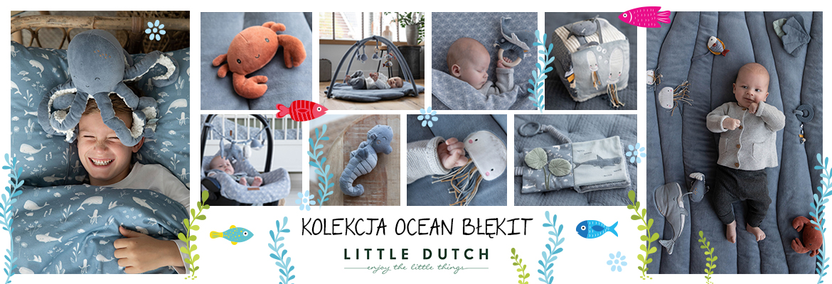 Little Dutch OCEAN BLUE