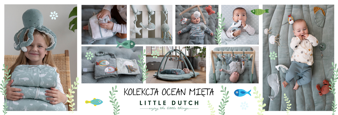 Little Dutch OCEAN MINT